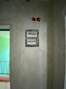 Монтаж электрики
